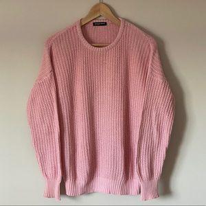 American Apparel Cotton Fisherman Sweater